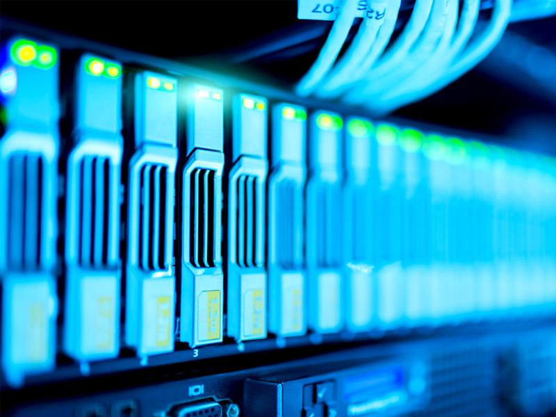 Uruchomienie serwerów w oddziałach terenowych