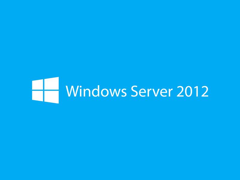 Migracja systemu informatycznego do Windows 2012